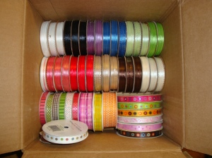 A RAK from America...I love ribbon, so so much!